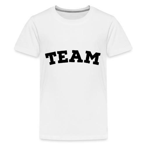 Team - Teenage Premium T-Shirt