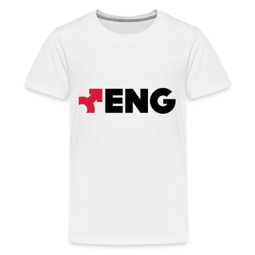 eng2c - Teenager Premium T-Shirt