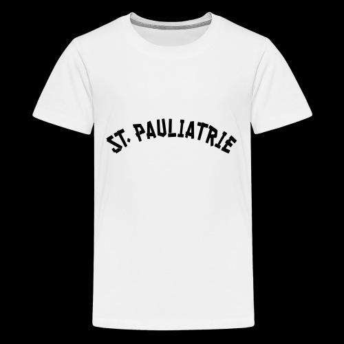 St. Pauliatrie Bogen - Teenager Premium T-Shirt