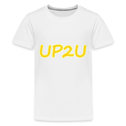 UP2U - Teenager Premium T-Shirt