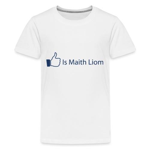 like nobg - Teenage Premium T-Shirt