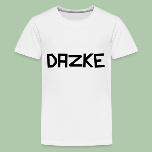 dazke_bunt - Teenager Premium T-Shirt