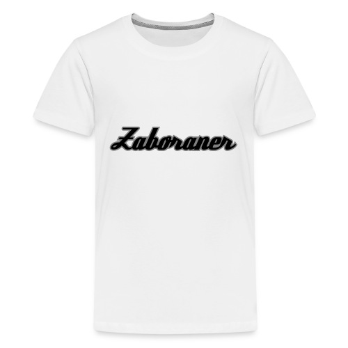 zaboraner - Teenager Premium T-Shirt