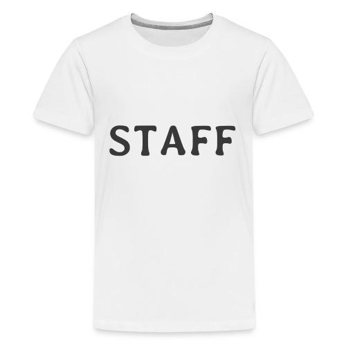 Staff - Teenager Premium T-Shirt