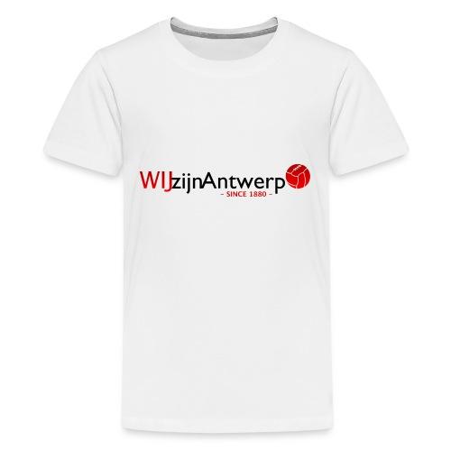 wza1880 - Teenager Premium T-shirt