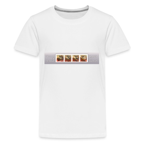 Design Sounds of Heaven Heaven of Sounds - Teenager Premium T-Shirt