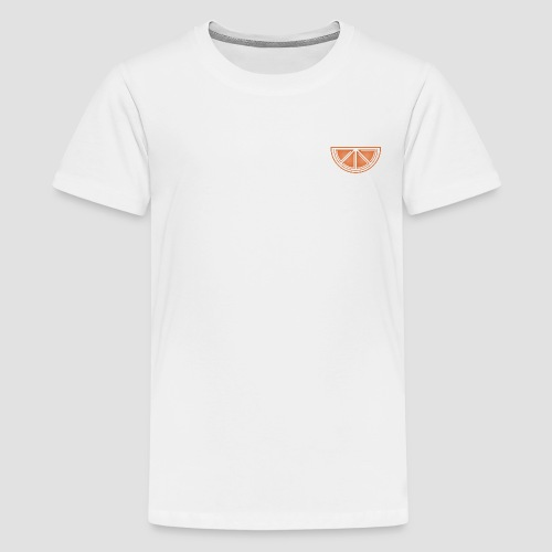 Mandarino design - Maglietta Premium per ragazzi