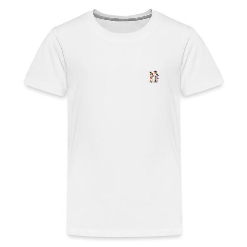 4 Women Isolated - Teenager premium T-shirt
