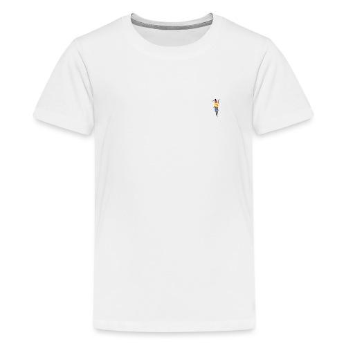 Color Stick Man - Teenager premium T-shirt