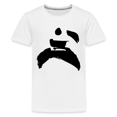 kung fu - Teenage Premium T-Shirt