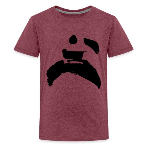 kung fu - Teenage Premium T-Shirt