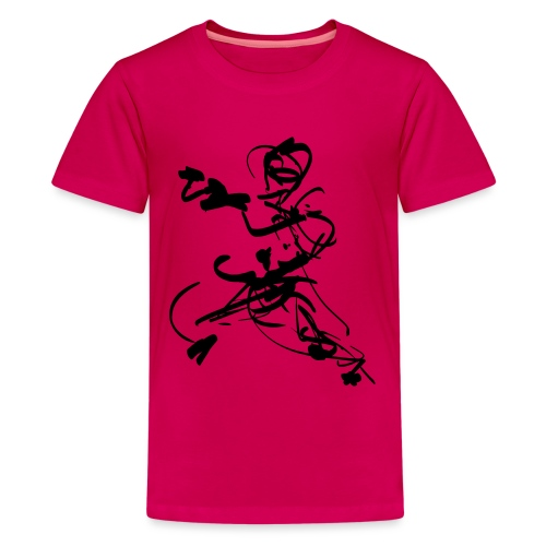 mantis style - Teenage Premium T-Shirt