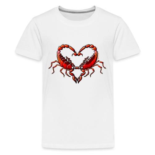 Loving Scorpions - Teenage Premium T-Shirt