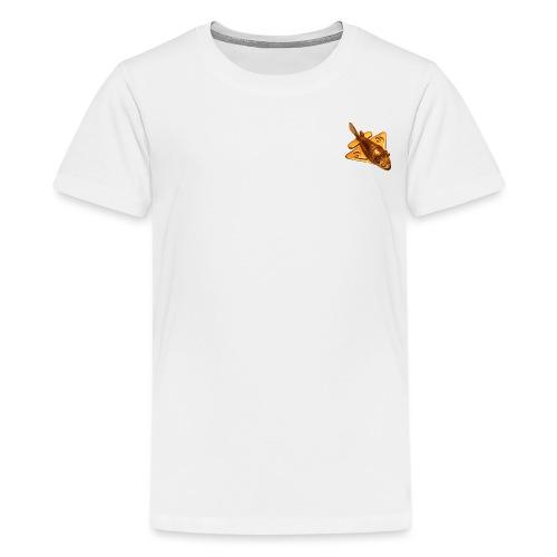 Goldflieger 1 - Ein Jahrtausende altes Flugzeug? - Teenager Premium T-Shirt