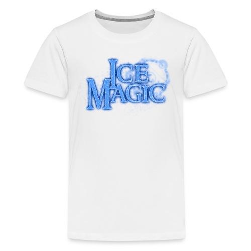 Ice Magic - Teenager Premium T-Shirt