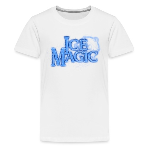 Ice Magic - Teenager Premium T-Shirt