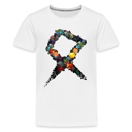 BDcraft Rune - Teenage Premium T-Shirt