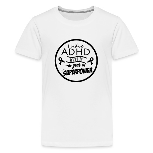 ADHD - Teenager Premium T-shirt