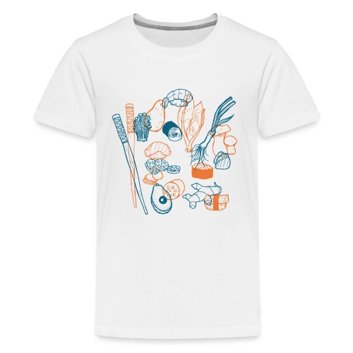 Sushi - Teenager Premium T-Shirt