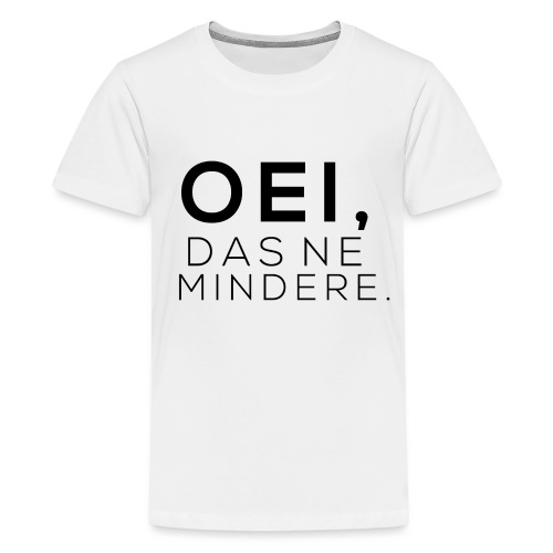 OEI png - Teenager Premium T-shirt