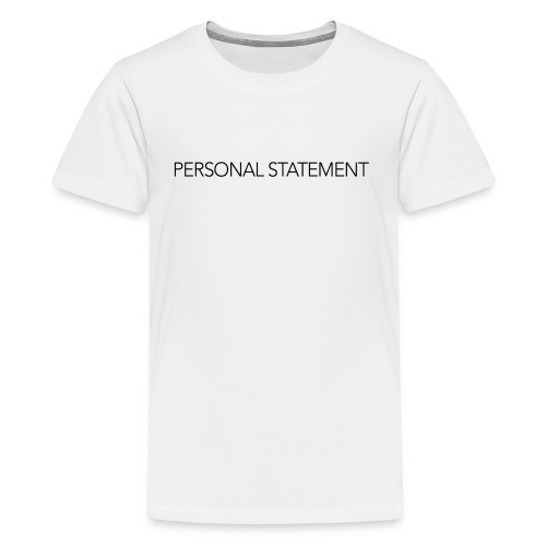 njinjo png - Teenage Premium T-Shirt