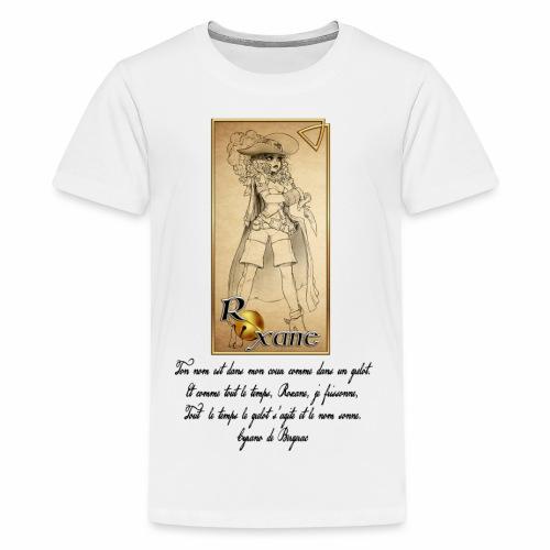 LFBG - RBG - Mousquetaire - T-shirt Premium Ado