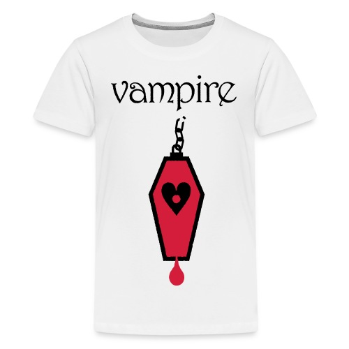 Vampire - Teenage Premium T-Shirt