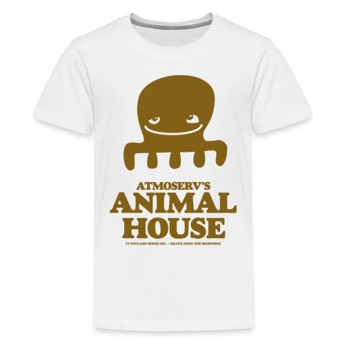 Animal House Octopus - Teenager Premium T-Shirt