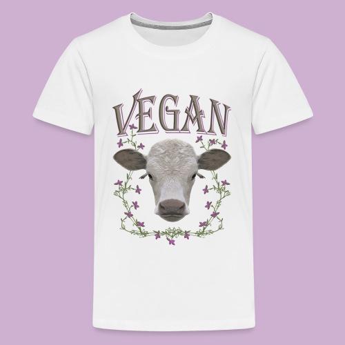 VEGAN - Teenager Premium T-Shirt