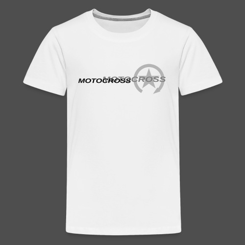 MOTOCROSS - Teenager Premium T-Shirt