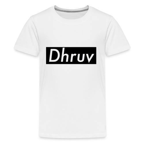 Dhruv - Teenage Premium T-Shirt