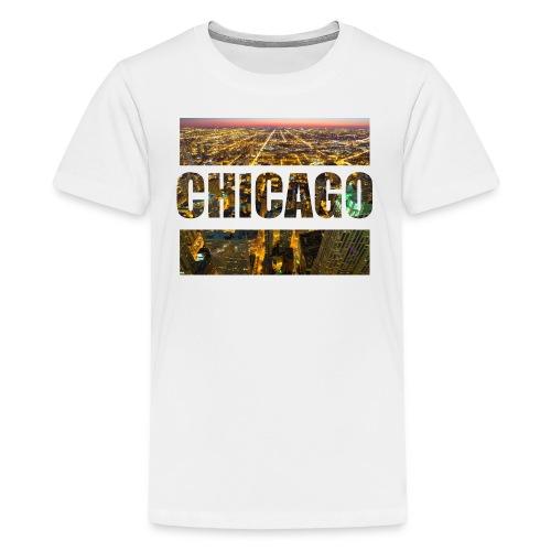 Chicago - Teenager Premium T-Shirt