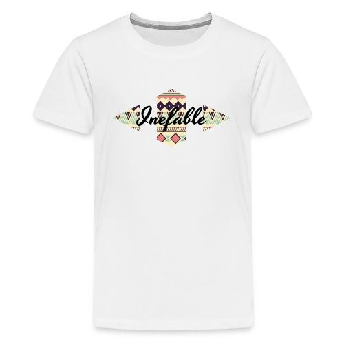 Tribal. - Camiseta premium adolescente