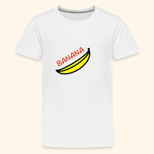 banana - Maglietta Premium per ragazzi