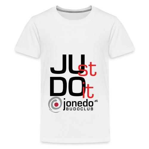 jonedoat balken pfad - Teenager Premium T-Shirt