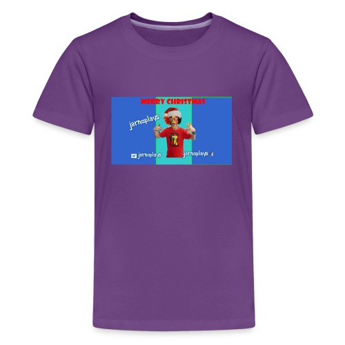 jarnoplays - Teenage Premium T-Shirt