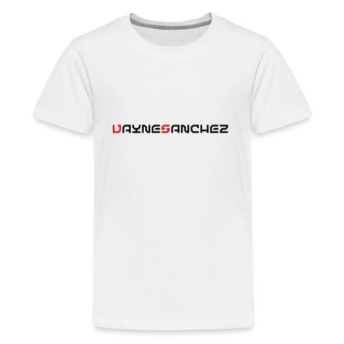 Vayne Sanchez Clothing - Teenage Premium T-Shirt