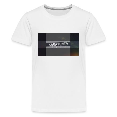 Karatentv - Teenager Premium T-Shirt