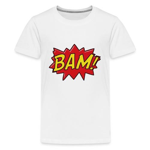 bamtamelijk - Teenager Premium T-shirt
