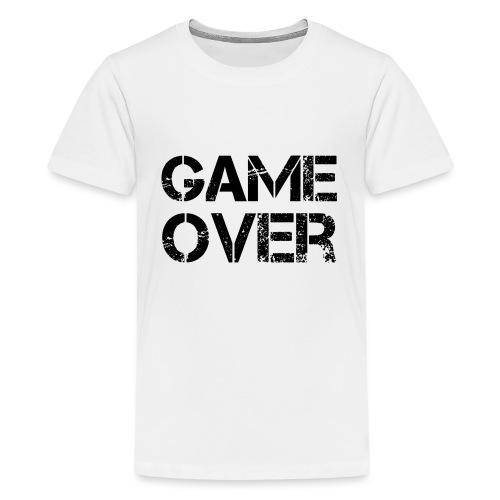 Streamers-Unite - Game Over - Teenager Premium T-shirt