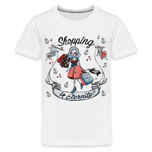 Shopping für immer & ewig, Maritim - Teenager Premium T-Shirt