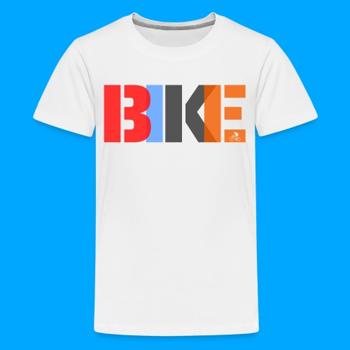 BIKE - Teenager Premium T-Shirt