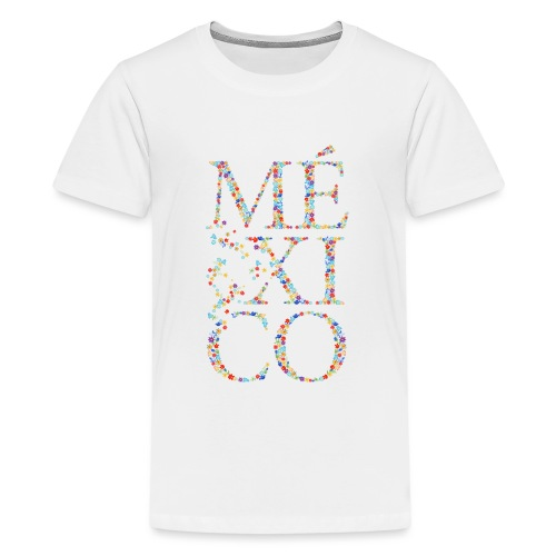 México - Teenager Premium T-Shirt