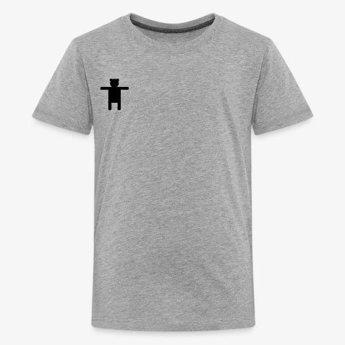 Epic Ippis Entertainment logo desing, black. - Teenage Premium T-Shirt