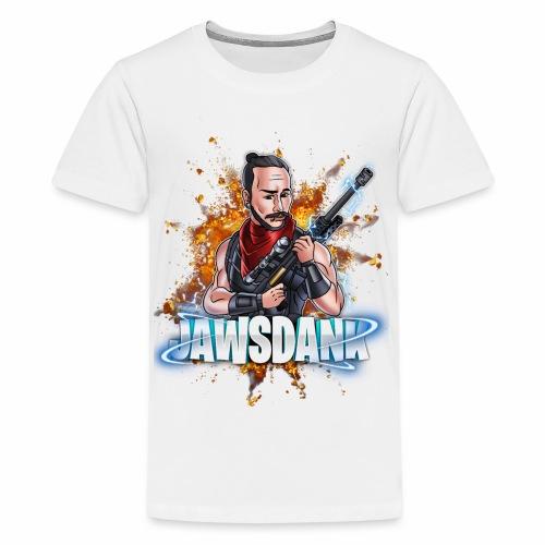 Explosion - Premium-T-shirt tonåring