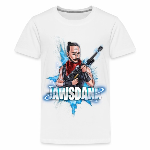 Färg Explosion - Premium-T-shirt tonåring