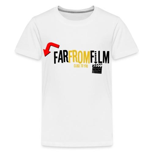 FarFromFilm FB 1 blk - Teenage Premium T-Shirt