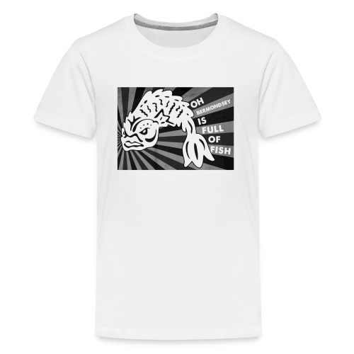 Fish Bermondsey - Teenage Premium T-Shirt