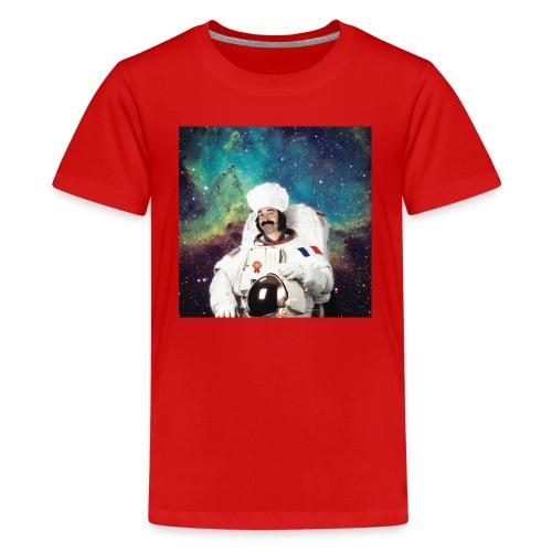 MozzaAstronaute jpg - T-shirt Premium Ado