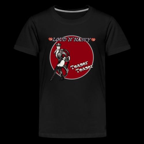 Teaser 80s - Premium-T-shirt tonåring